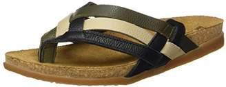 El Naturalista S.A Nf48 Soft Grain Zumaia, Women's T-strap sandals, Multicolour (), 8 UK (41 EU)