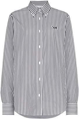 Calvin Klein Jeans Est. 1978 icon striped poplin shirt