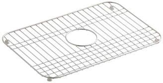 """Kohler Mayfield Stainless Steel Sink Rack, 19"""" x 12-1/2"""""""