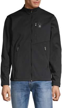 Spyder Embroidered Logo Jacket