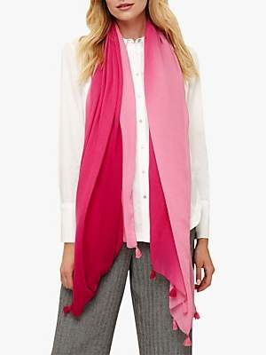 Phase Eight Britney Dip Scarf, Anemone