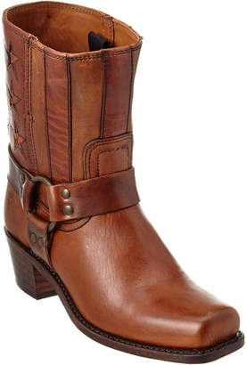 Frye Harness Leather Boot