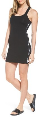 Women's Ivy Park Logo Elastic Body-Con Dress $40 thestylecure.com