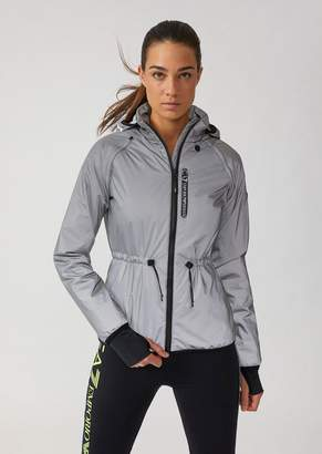 Emporio Armani Ea7 Train Core Tech Hi Reflex Jacket