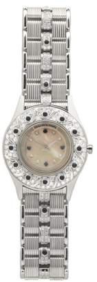 Mauboussin R.63683 18K White Gold Quartz 25mm Womens Watch