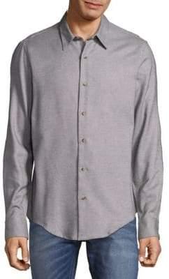 Slim-Fit Long Sleeve Shirt