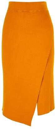 A.L.C. Flannery Orange Stretch