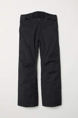 H&M Padded Outdoor Pants - Black
