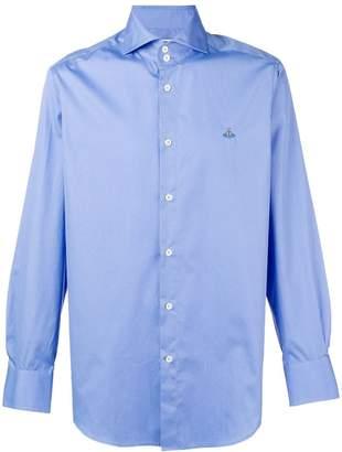 Vivienne Westwood spread collar classic shirt