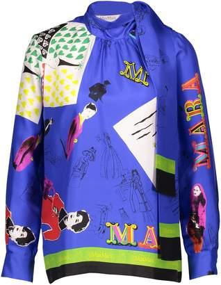 Max Mara Riccio silk shirt