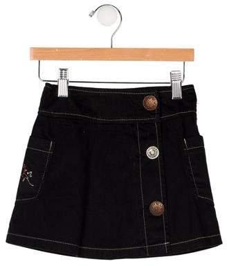 Catimini Girls' A-Line Mini Skirt w/ Tags