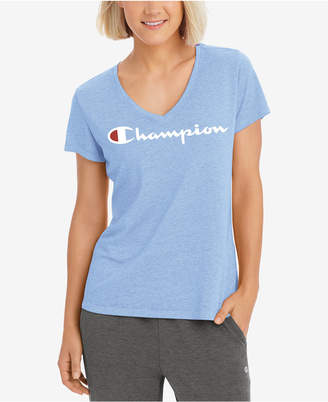 Champion Authentic Wash Logo T-Shirt