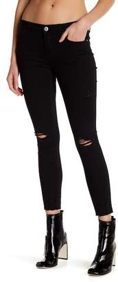 Articles of Society Carly Release Cropped Hem Jeans