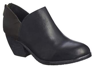 Antelope Leather Ankle Bootie