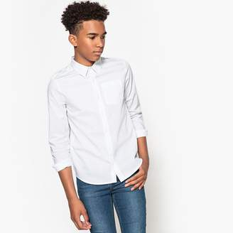 La Redoute COLLECTIONS White Shirt, 10-16 Years