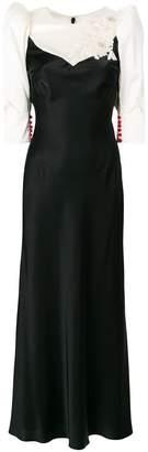 Parlor unique design dress