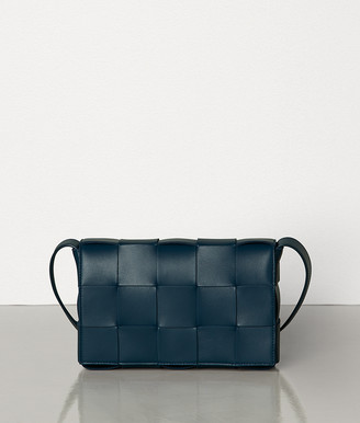 Bottega Veneta SMALL CROSSBODY BAG IN MAXI INTRECCIO