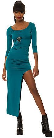 *MKL Collective The Jasmine Dress in Jade