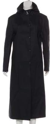 MACKINTOSH Hooded Long Coat w/ Tags