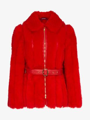 Harlyn Sies Marjan lamb fur jacket
