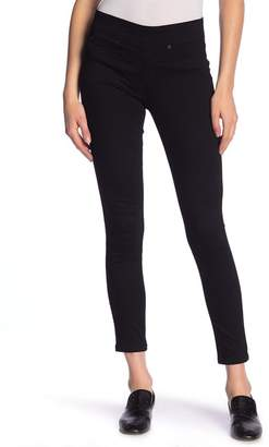 Nicole Miller New York High Rise Skinny Pull-On Jeans