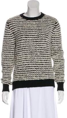 Etoile Isabel Marant Striped Crew Neck Sweater