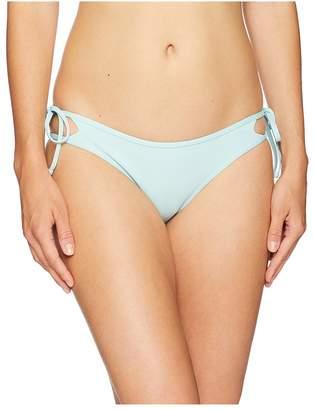L-Space Ridin' High Ribbed Paradise Bottom Women's Swimwear