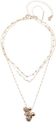 Jill Stuart (ジル スチュアート) - JILLSTUART(JEWELRY) metallic nuts necklace set