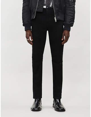 True Religion Rocco Moto straight jeans