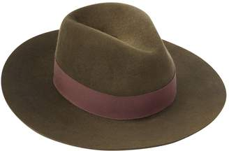 Ralph Lauren Wool Felt Fedora Hat