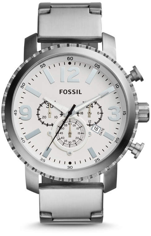 Gage Chronograph Stainless Steel Watch