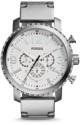 Fossil Gage Chronograph Stainless Steel Watch