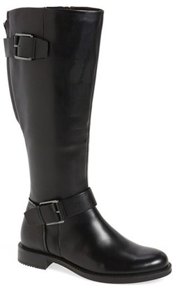 ECCO 'Shape 25' Knee High Zip Boot (Women) $299.95 thestylecure.com