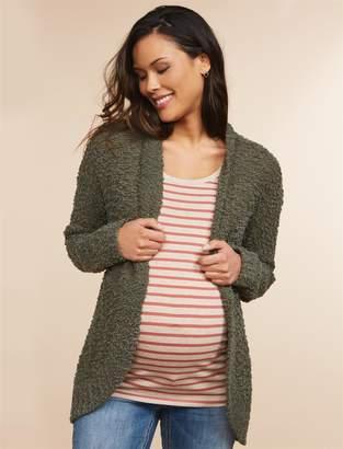 Motherhood Maternity Cozy Maternity Cardigan