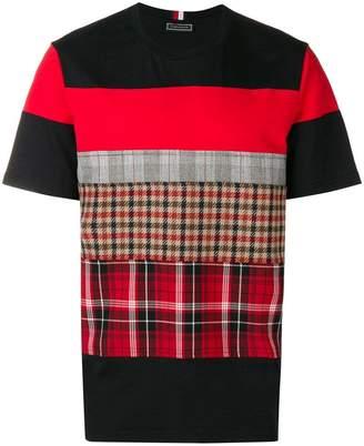 Tommy Hilfiger patchwork T-shirt