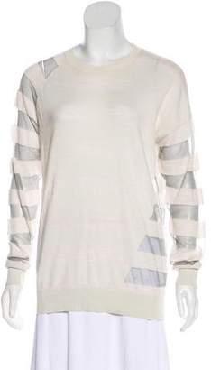 AllSaints Lightweight Long Sleeve Sweater