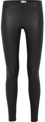 Stand STAND - Cordelia Leather Leggings - Black