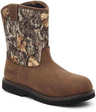 Rocky Lil Ropers Youth Boot - Boy's