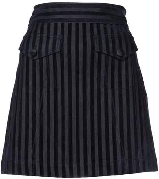 Derek Lam 10 Crosby A-Line Mini Skirt