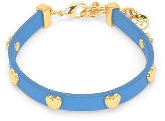 Juicy Couture (ジューシー クチュール) - Heart Leather Bracelet