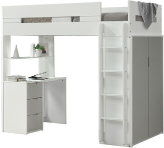 ACME Furniture Acme Nerice Twin Loft Bed