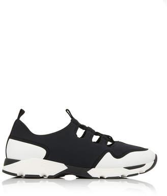 Marni Tessuto Techico Two-Tone Neoprene Sneakers