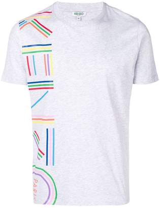 Kenzo High Summer Capsule logo T-shirt