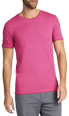 HUGO BOSS BOSS Troy Crew Neck T-Shirt, Purple