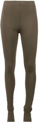 Bassike over foot tights