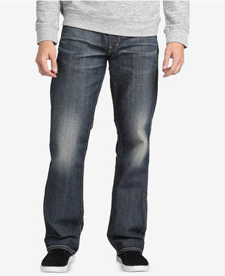 Silver Jeans Co. Men Gordie Loose-Fit Straight Jeans