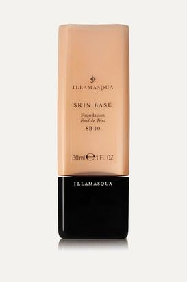 Illamasqua Skin Base Foundation - 10, 30ml