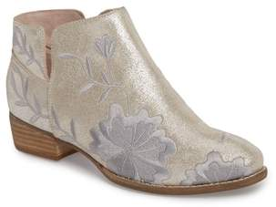 Seychelles Lantern Embroidered Short Bootie