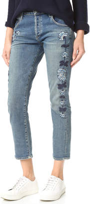 Citizens of Humanity Emerson Slim Fit Boyfriend Jeans $297 thestylecure.com