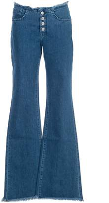 7 For All Mankind Frayed Edges Jeans